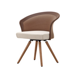 Shells lounge | 945 | Chairs | Tonon