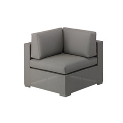 Koro Corner Unit | Garden armchairs | Akula Living