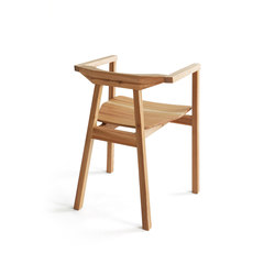 Skandinavia Upsala BDT1 Meeting chair | Restaurant chairs | Nikari