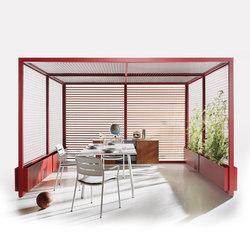 Pavillions | Pavillons de jardin | KETTAL