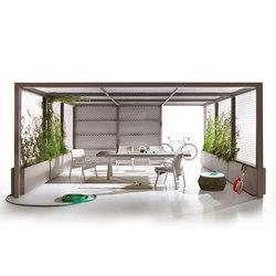 Pavillions | Gazebo da giardino | KETTAL