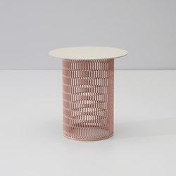 Mesh side table Ø 48 | Tavolini di servizio da giardino | KETTAL