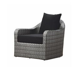 Aegean Paros Lounge Arm Chair | Gartensessel | Akula Living