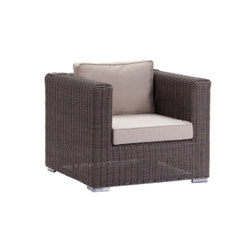 Colonial Lounge Chair | Gartensessel | Akula Living