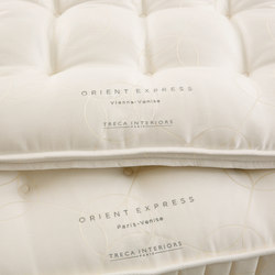 Sleeping Systems Collection Orient Express | Mattress topper Vienne - Venise | Mattress toppers | Treca Interiors Paris