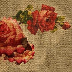 Cutting Flowers | Carta da parati / carta da parati | Wall&decò