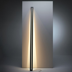 Framed leaning floor lamp | Free-standing lights | Jacco Maris