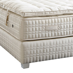 Sleeping Systems Collection Platinum | Bed Bases Grand Confort | Mattresses | Treca Paris