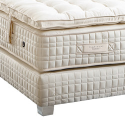 Sleeping Systems Collection Platinum | Bed Bases Inital Confort | Mattresses | Treca Interiors Paris