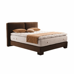 Sleeping Systems Collection Prestige | Headboard Club | Double beds | Treca Paris