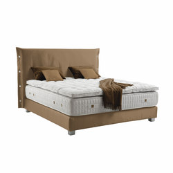 Sleeping Systems Collection Prestige | Headboard Trench | Double beds | Treca Paris