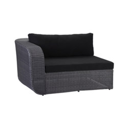 Biscay Sanctuary Modular Left End Unit | Gartensofas | Akula Living