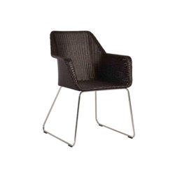 Borocay Dining Chair with Arms | Sièges de jardin | Akula Living