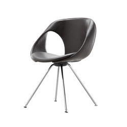 Up chair I 907 UPH | Sedie visitatori | Tonon
