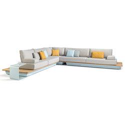 Air concept | Garden sofas | Manutti