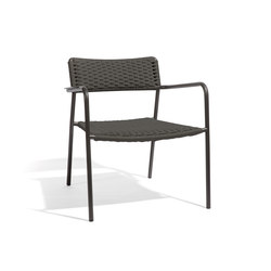 Echo 1S | Garden chairs | Manutti