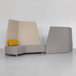 Side Comfort | Modular seating systems | Zeitraum