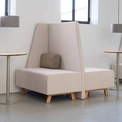 Side Comfort | Restaurant seating systems | Zeitraum