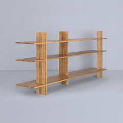 3° Regal | Shelving systems | Zeitraum