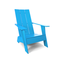 Adirondack 3 Slat compact | Sillones de jardín | Loll Designs