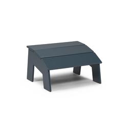 Adirondack 3 Slat compact Ottoman | Garden stools | Loll Designs