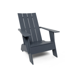 Adirondack 4 Slat compact | Garden armchairs | Loll Designs