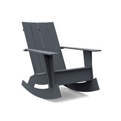 Adirondack 4 Slat Rocker | Armchairs | Loll Designs