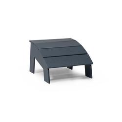 Adirondack 4 Slat compact Ottoman | Garden stools | Loll Designs