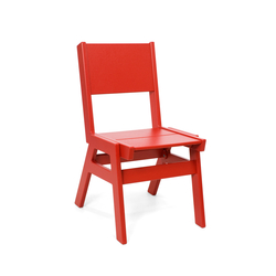 Alfresco Dining Chair flat | Garden chairs | Loll Designs