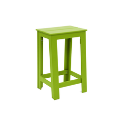 Beer Garden Cliff Counter Stool | Taburetes de bar de jardín | Loll Designs