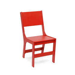 Alfresco Cricket Chair solid | Sedie | Loll Designs