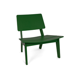 Lago Patio Lounge Chair | Poltrone da giardino | Loll Designs