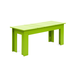Lollygagger Bench | Bancs de jardin | Loll Designs