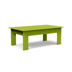 Lollygagger Coffee Table rectangle | Tavolini bassi | Loll Designs