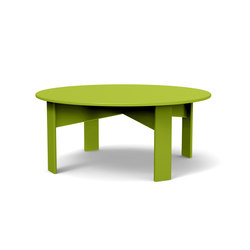 Lollygagger Coffee Table round | Mesas de centro | Loll Designs