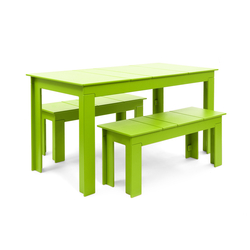 Lollygagger Picnic Table Set | Tavoli e panchine | Loll Designs