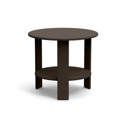 Lollygagger Side Table round   Mesas auxiliares   Loll Designs