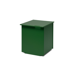 Mondo Single 14 with lid | Flowerpots / Planters | Loll Designs