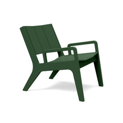 No. 9 Lounge Chair | Garden armchairs | Loll Designs