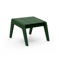 No. 9 Lounge Ottoman | Gartenhocker | Loll Designs