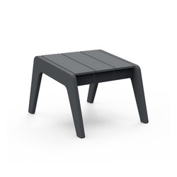 No. 9 Lounge Ottoman | Tabourets | Loll Designs