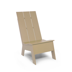 Picket High Back single | Garden armchairs | Loll Designs