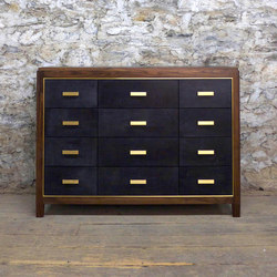Abuelo Chest - 12 Drawer | Aparadores / cómodas | DLV Designs