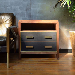 Abuelo Nightstand | Tables de chevet | DLV Designs