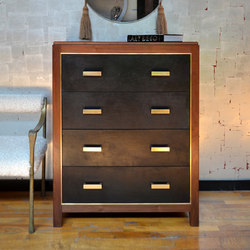 Abuelo Tall Boy | Sideboards | DLV Designs