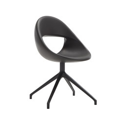 Lucky | 906 | Visitors chairs / Side chairs | Tonon
