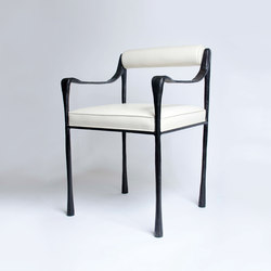 Giac Chair - Flat Back | Chaises de restaurant | DLV Designs