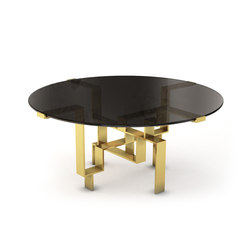 Metropolis Round | Tables de repas | DLV Designs