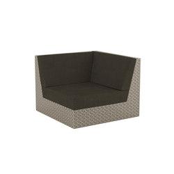 Abondo Lounge ABDL 100C | Poltrone da giardino | Royal Botania