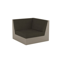 Abondo Lounge ABDL 100C | Sillones de jardín | Royal Botania
